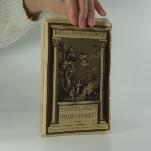 náhled knihy - Slovenské národní pohádky a pověsti