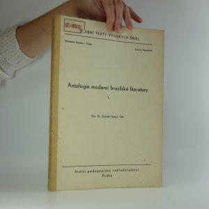 náhled knihy - Antologie moderní brazilské literatury I.