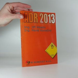 náhled knihy - ADR 2013