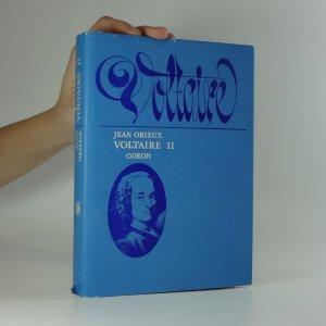 náhled knihy - Voltaire neboli vláda ducha II