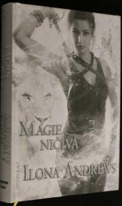 náhled knihy - Magic breaks. Česky Magie ničivá