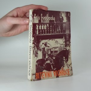 náhled knihy - Bitevní vichřice