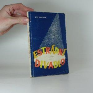 náhled knihy - Estrádní divadlo