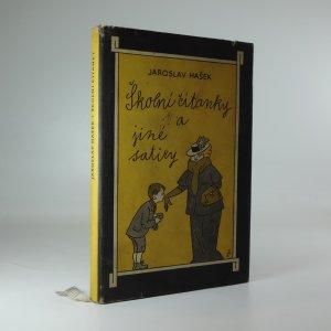 náhled knihy - Školní čítanky a jiné satiry