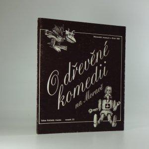 náhled knihy - O dřevěné komedii na Moravě