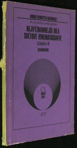 náhled knihy - Nejvýznamější díla světové kinematografie č. 4, Skandinávie