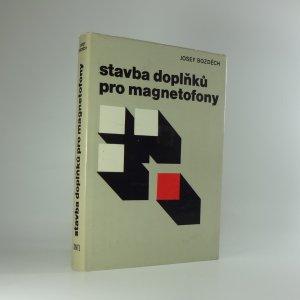 náhled knihy - Stavba doplňků pro magnetofony