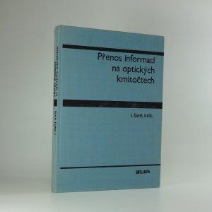 náhled knihy - Přenos informací na optických kmitočtech