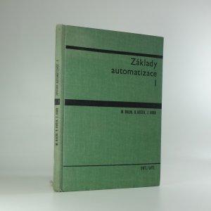 náhled knihy - Základy automatizace. Díl 1