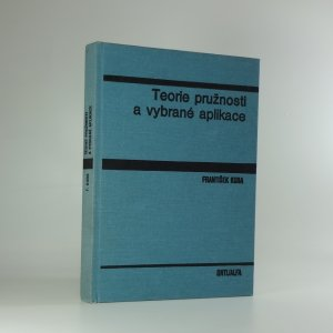 náhled knihy - Teorie pružnosti a vybrané aplikace