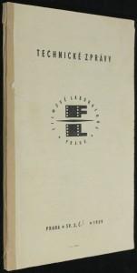 náhled knihy - Technické zprávy filmových laboratoří