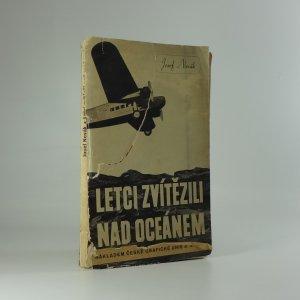 náhled knihy - Letci zvítězili nad oceánem