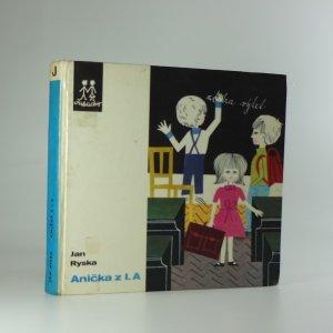 náhled knihy - Anička z I. A