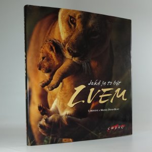 náhled knihy - Jaké je to být lvem