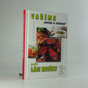 náhled knihy - Vaříme levně a chutně podle Ládi Hrušky