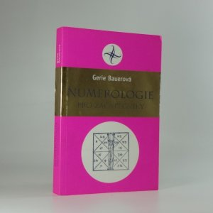 náhled knihy - Numerologie pro začátečníky