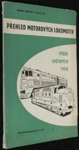 náhled knihy - Přehled motorových lokomotiv, výběr světových typů