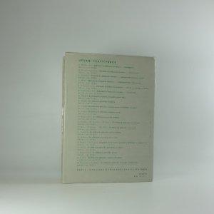 antikvární kniha Základní kvalifikační učebnice. Přesná mechanika a optika., 1974