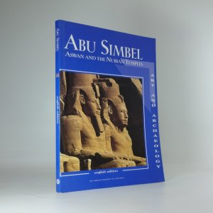 náhled knihy - Abu Simbel. Aswan and the Nubian temples