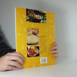 antikvární kniha Mexická kuchyně. Tradiční recepty na pikantní pokrmy., 1999
