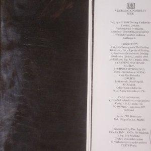 antikvární kniha Velká obrazová encyklopedie rybaření, 1994