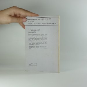 antikvární kniha Perpetuum mobile včera a dnes, 1981