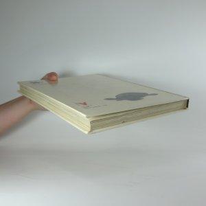antikvární kniha Velká obrázková knížka o zvířatech, 1981