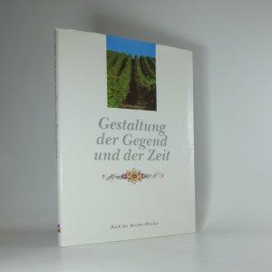náhled knihy - Gestaltung der Gegend umd der Zeit. Buch des Bezirks Břeclav