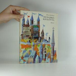 náhled knihy - Dunajská královna.