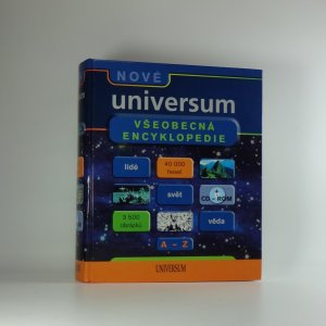 náhled knihy - Nové universum. Všeobecná encyklopedie A-Z