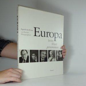 náhled knihy - Europa beim Wort genommen