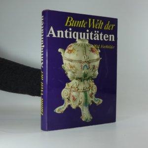 náhled knihy - Bunte Welt der Antiquitäten