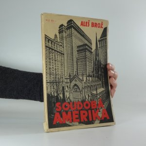 náhled knihy - Soudobá Amerika : politické, hospodářské, sociální a kulturní poměry