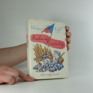náhled knihy - Královský vozataj