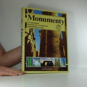náhled knihy - Monumenty : 213 přírodních, historických a technických pamětihodností světa
