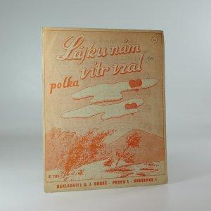 náhled knihy - Lásku nám vítr vzal
