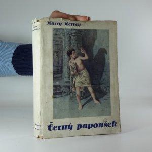 náhled knihy - Černý papoušek