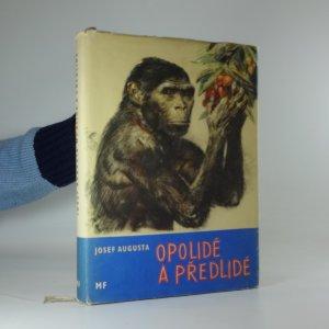 náhled knihy - Opolidé a předlidé