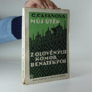 náhled knihy - Můj útěk z olověných komor benátských