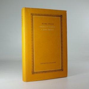 náhled knihy - Skákavý žabák a jiné prózy
