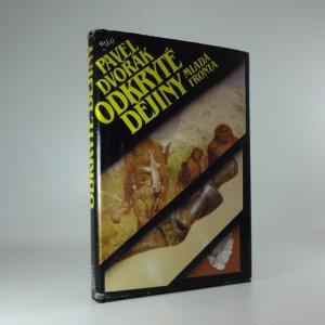 náhled knihy - Odkryté dějiny: první lidé na území Československa