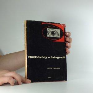 náhled knihy - Rozhovory o fotografii