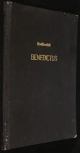 náhled knihy - Beethoven: Benedictus ( Piano, Harmonium, Housle)