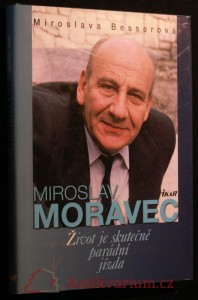 náhled knihy - Miroslav Moravec : život je skutečně parádní jízda