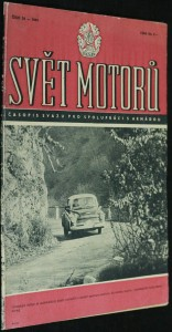 náhled knihy - Svět motorů