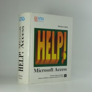 náhled knihy - Help. Microsoft Access.