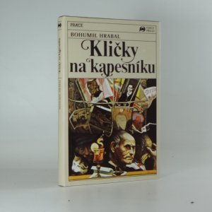 náhled knihy - Kličky na kapesníku