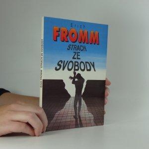 náhled knihy - Strach ze svobody