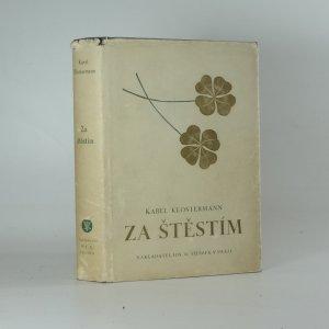 náhled knihy - Za štěstím : Román