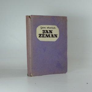 náhled knihy - Jan Zeman : román z českého severu